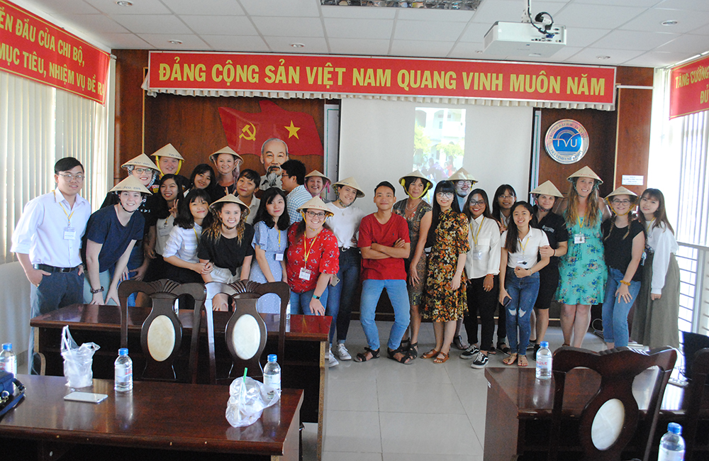Vì sao sinh viên lại thích học ngành ngôn ngữ Anh tại Khoa Ngoại ngữ (TVU)